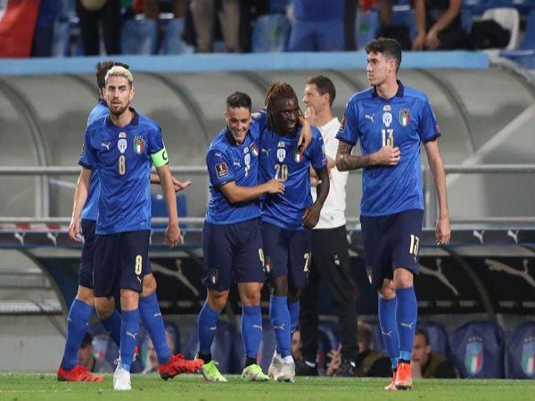 Bóng đá quốc tế 9/9: Ý tạo mưa bàn thắng trước Litva