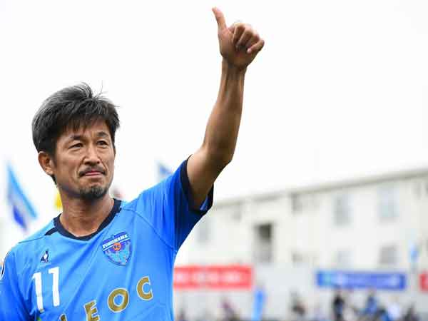 Kazuyoshi Miura - Cầu thủ già nhất thế giới hiện nay